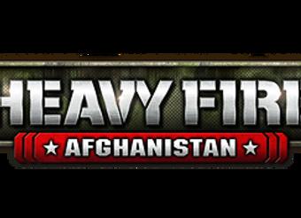 HEAVY FIRE AFGHANISTAN (JPN)