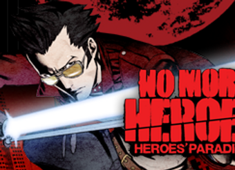 No More Heroes Heroes Paradise (EU/US)