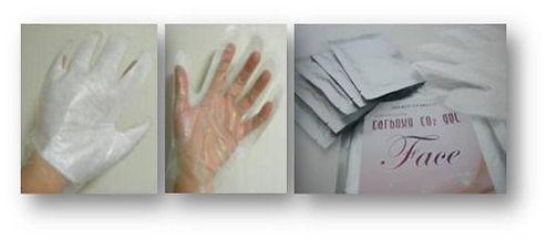 co2 hand mask