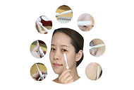 face peeling cosmetic