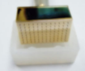 microneedle stamp