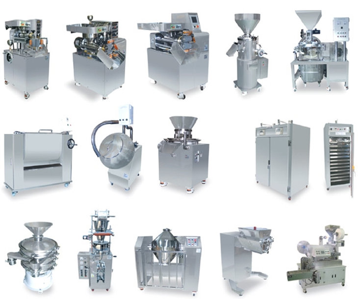 food granulation machines