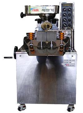 automatic pill making machine