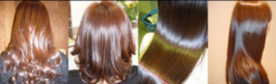 Keratin Hair Shampoo and Rinse