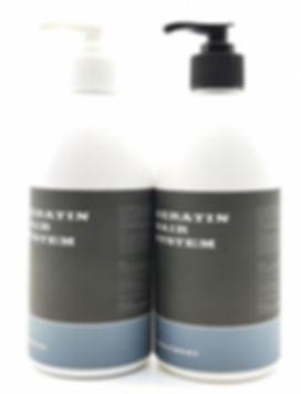 Keratin Hair Shampoo