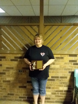 Cathy Hinkle Womens hall of fame 2018
