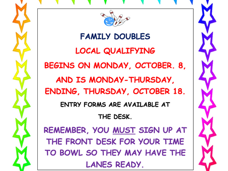 Family Doubles
