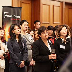 Women In Treasury by Treasury Today