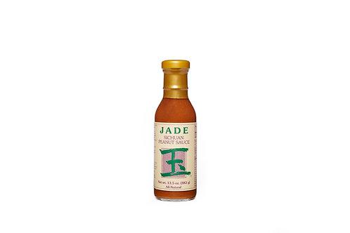 JADE Sichuan Peanut Sauce case of 12-13.5oz Btls