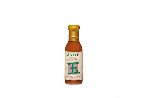 JADE Sichuan Peanut Sauce 13.5oz Bottle