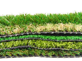 Just arrived, a wide range of samples of artificial grasses for that maintenance free lawn.