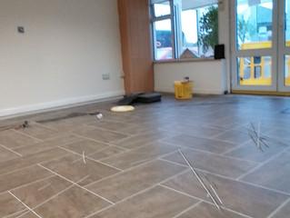 Designer floors with Cavalio