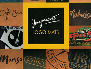Logo mats for your business