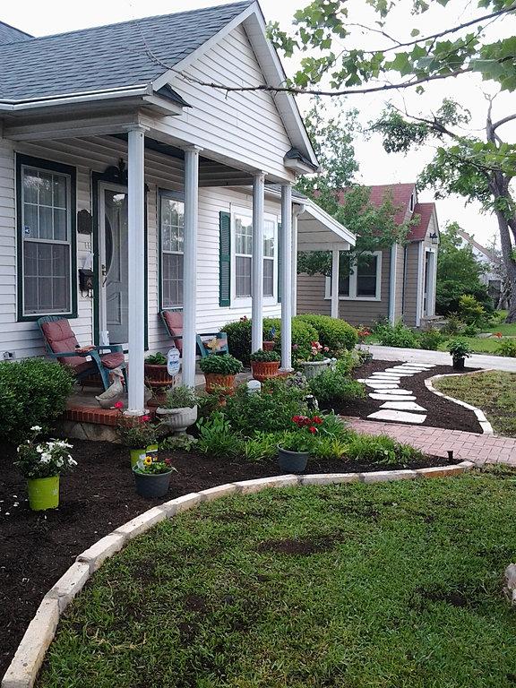 The Yard Man San Antonio Texas Landscaping Design Contact