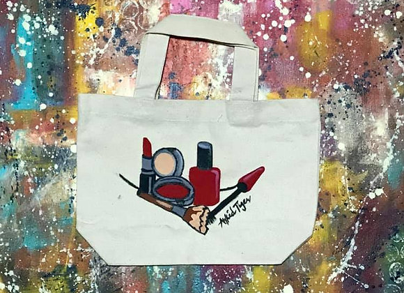 Beauty Influencer Tote Bag