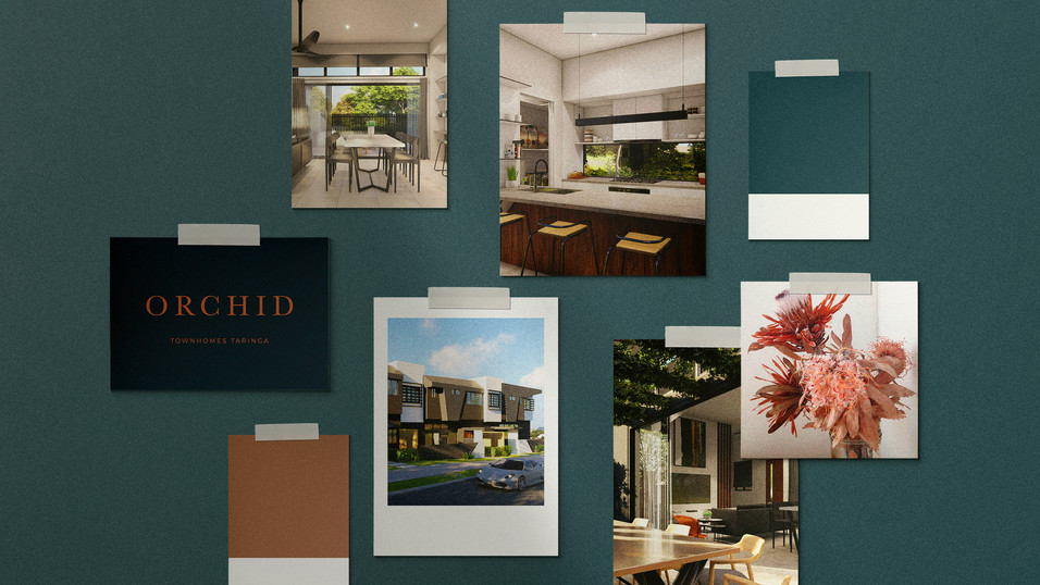 ORCHID TOWNHOMES, TARINGA