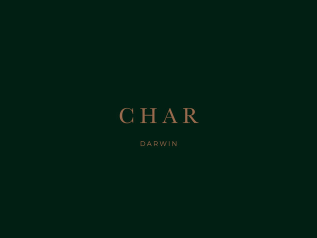 Char branding by Wall St Creative