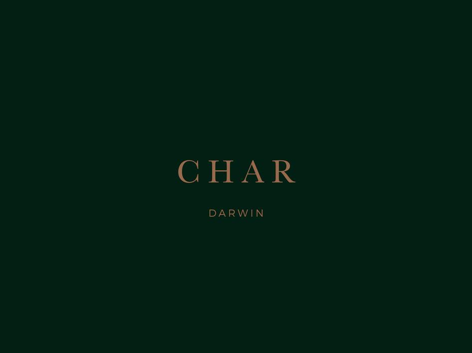 Char branding by Wall St Creative