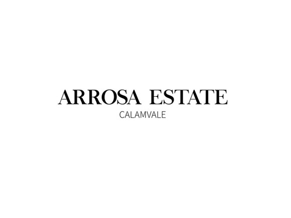 Arrosa Estate Branding by Wall St Creative