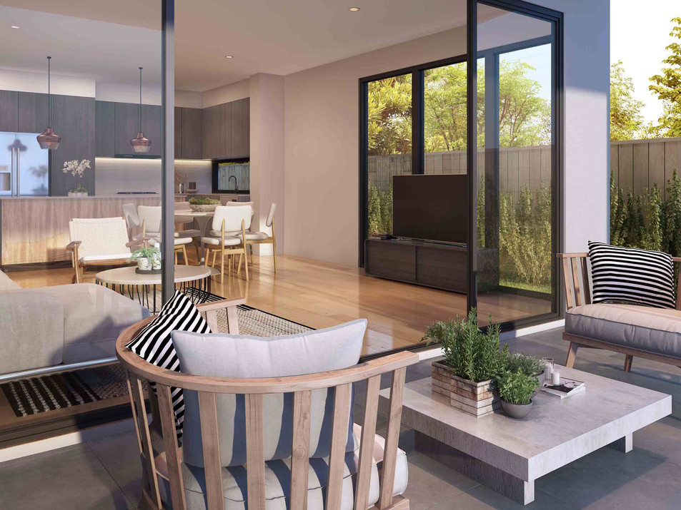 Waterton Residences Annerley, branding by Wall St Creative
