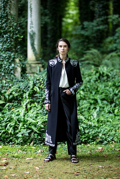 Cocteau Collection | Look 01 Coat