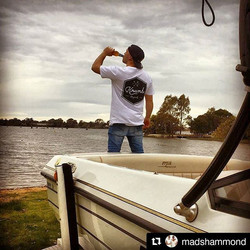 Good to see the boys over at _certifiedsportsfans had a good day wakeboarding yesterday! 🤙__#krumb