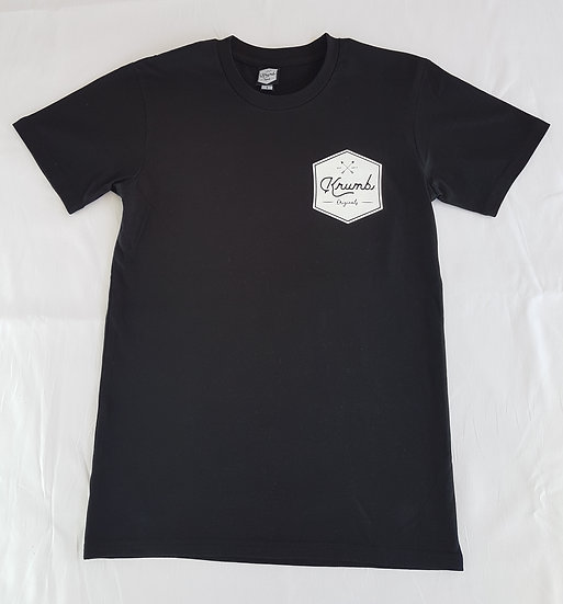 Krumb Logo Shirt Black