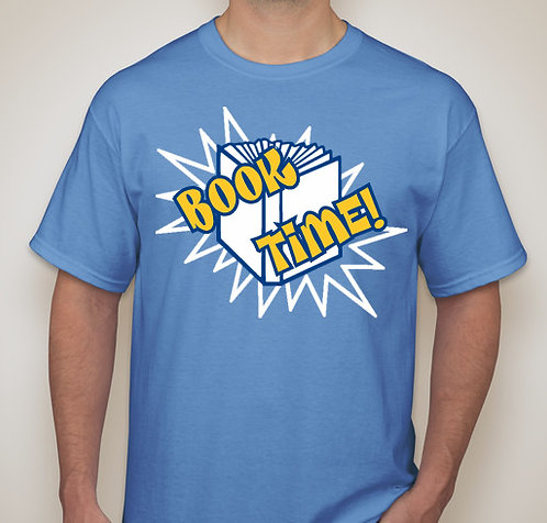 Book Time! t-shirt