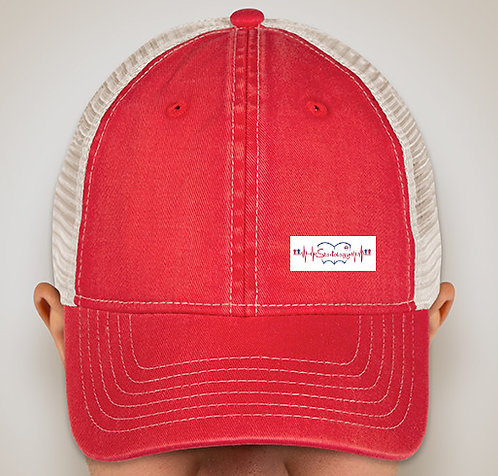 Red Storiology Hat