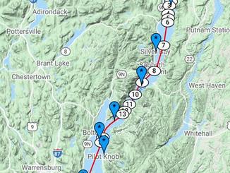 Lake George Virtual Challenge 2020 - 23 miles in!