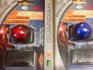 Swim lights for nighttime training