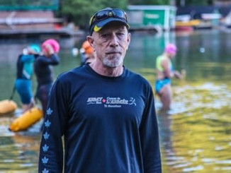 Tim Scapillato, fighting for access to open water