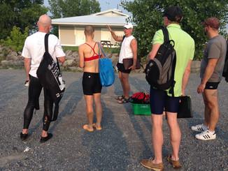 Bring on the Bay, Ottawa ON 2015 - swim angel, part 1