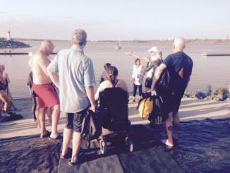 Bring on the Bay, Ottawa ON 2015 - swim angel, part 2