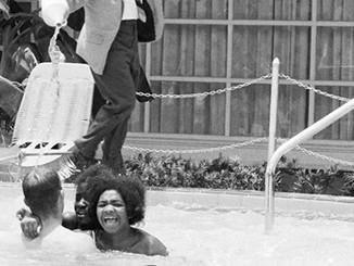 Mimi Jones, civil rights activist in historic swim-in, dies at 73