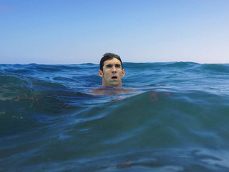 Michael Phelps emerges from depths to ask about Coronavirus