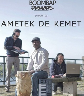 Ametek & the Boombap Pushers