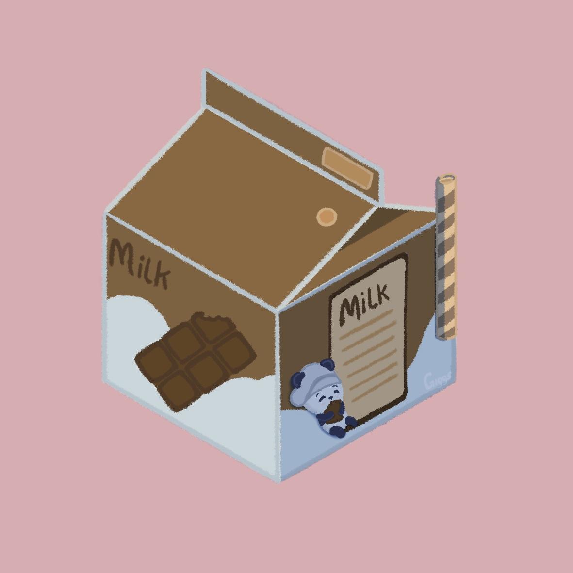 Day 70 of 100: Carton (Version 2)