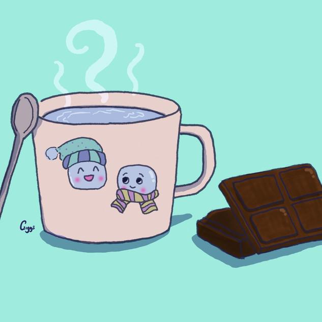 Cuppa and Chocolate