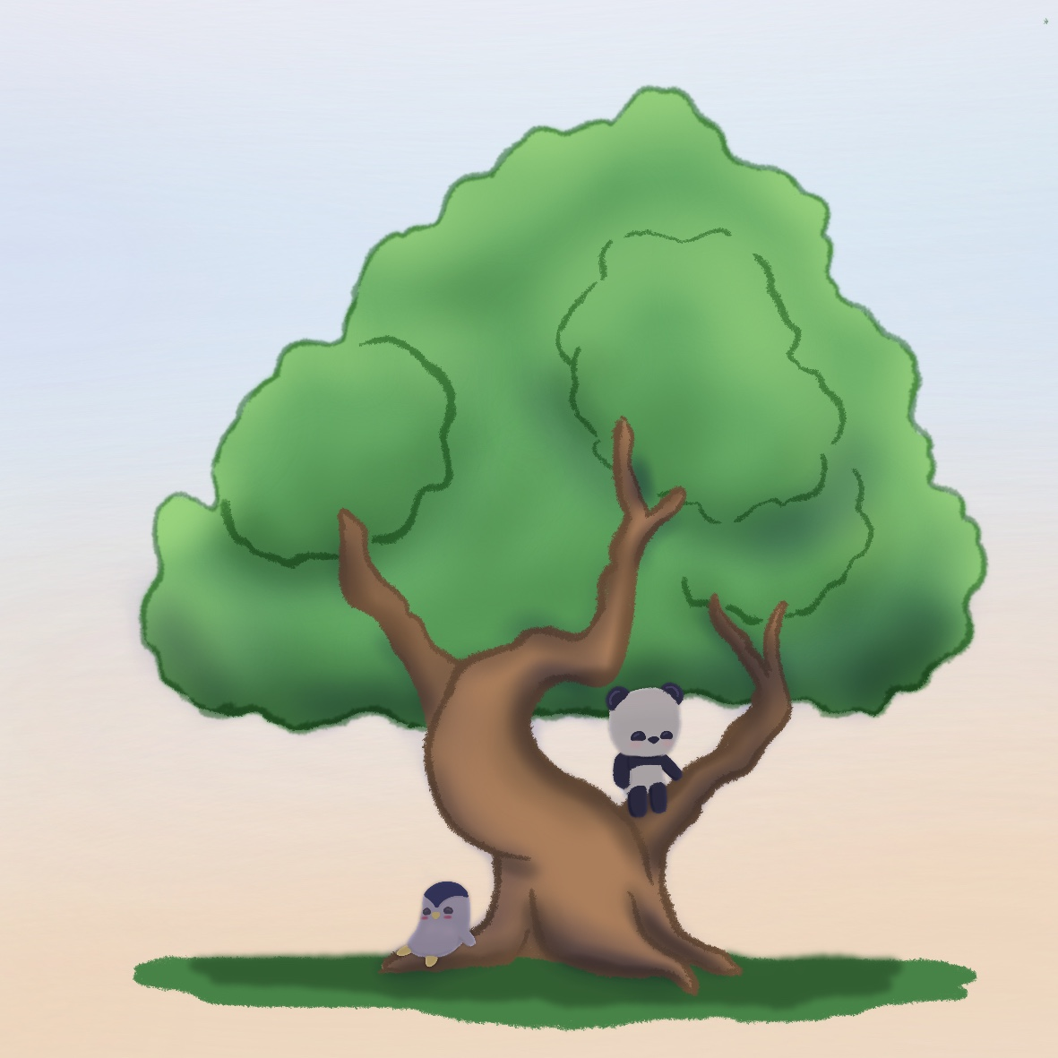 Day 95 of 100: Tree