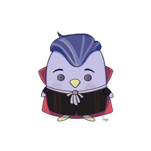 Penguin Dracula