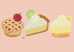Day 58 of 100: Pie
