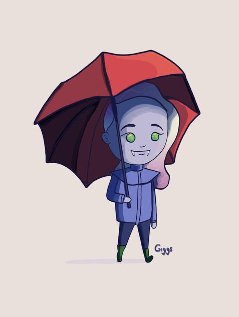 Viola's Umbrella