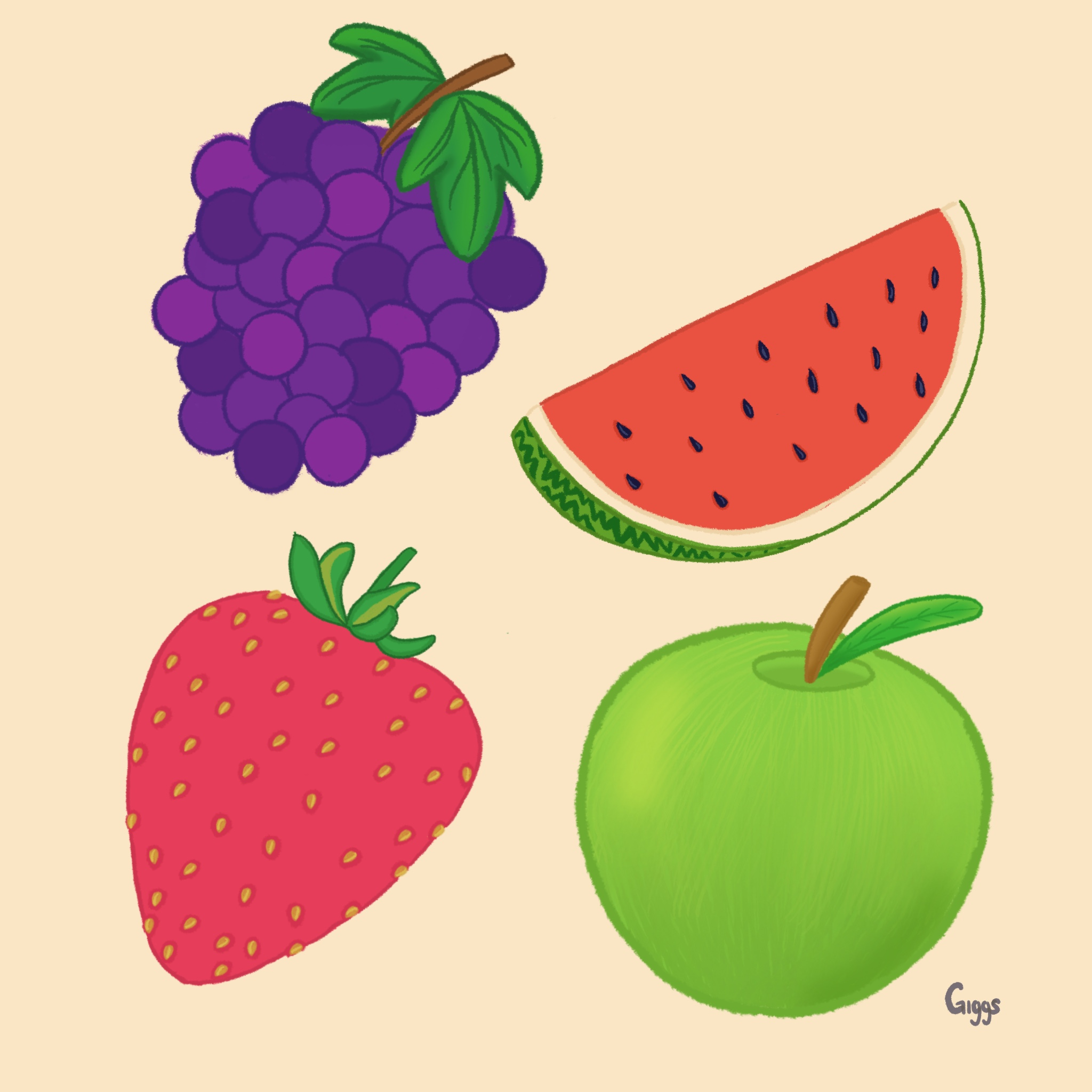 Day 21 of 100: Fruit
