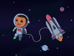 When I grow up: Astronaut