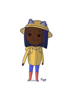 Darcy's Raincoat