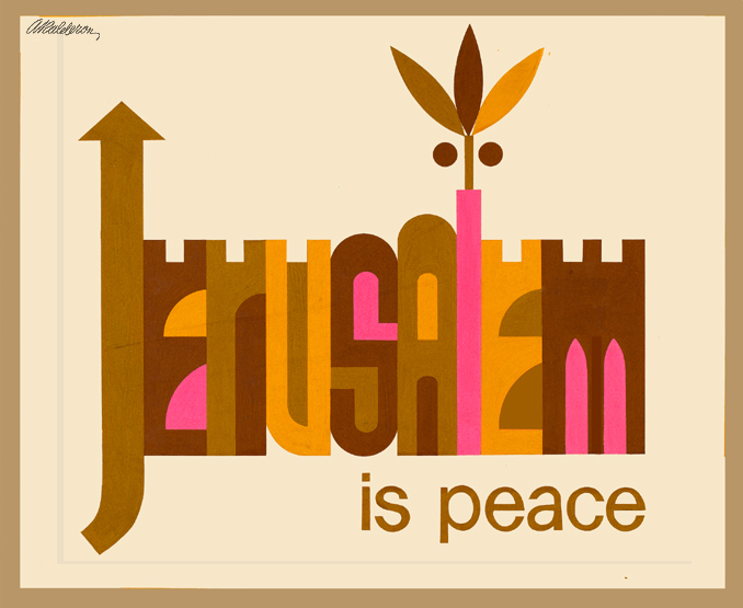 Jerusalem In Peace