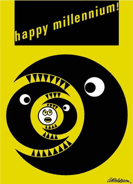 Happy Millennium Social