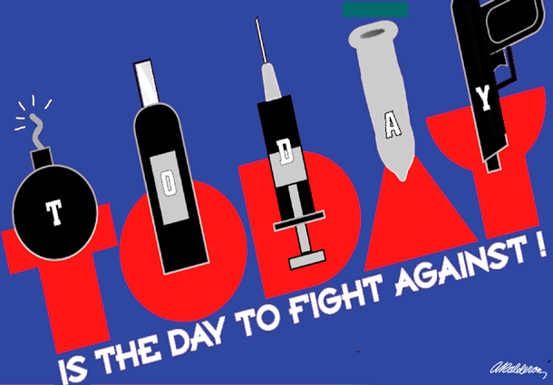 Today Fight Against Drugs