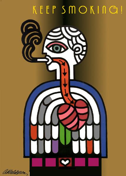 KEEP SMOKING Health